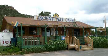 La Tinaja Ranch Ancient Way Cafe